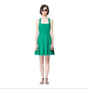 Zara Woman Mini Dress Size Medium